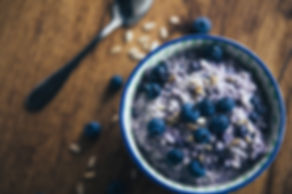 Healthy-Breakfast,-Blueberry-Overnight-O
