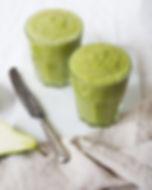 Melon-_och_päronsmoothie_med_grönkaÌ