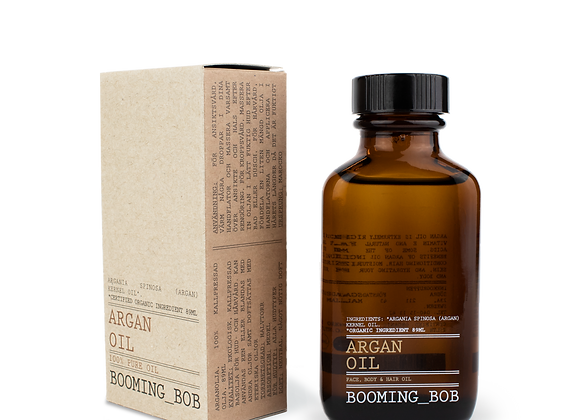 Argan oil, 100% pure oil