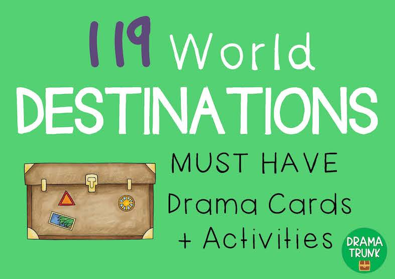 Drama Games for kids