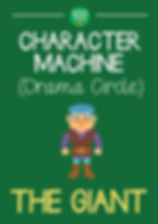 GIANT Reader's Theater Character Machine