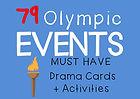 Olympics lesson plan