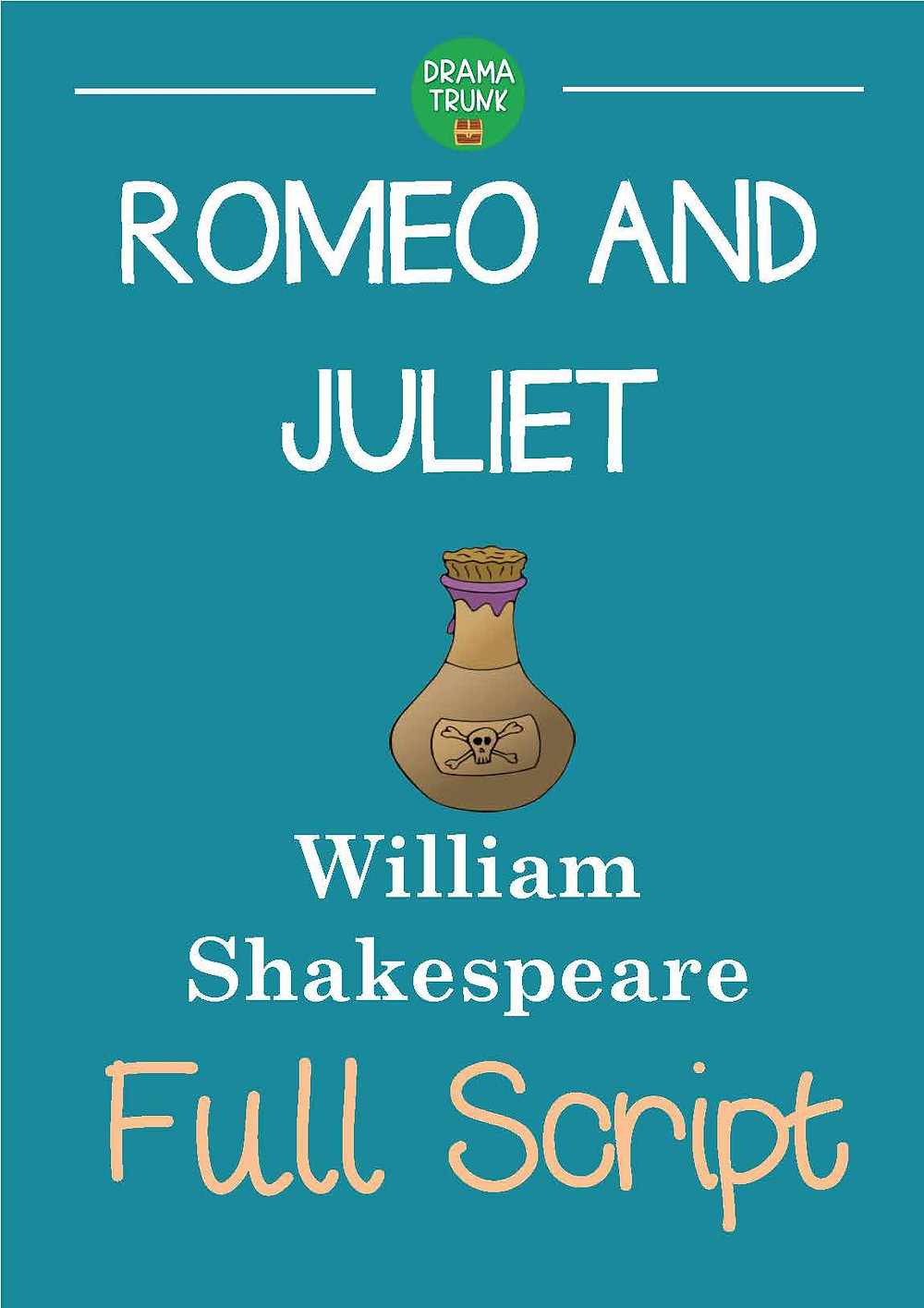 Romeo and Juliet Shakespeare Printable Script PDF