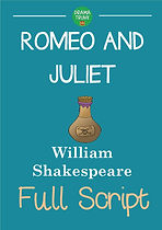 ROMEO and JULIET Printable Shakespeare Play Script