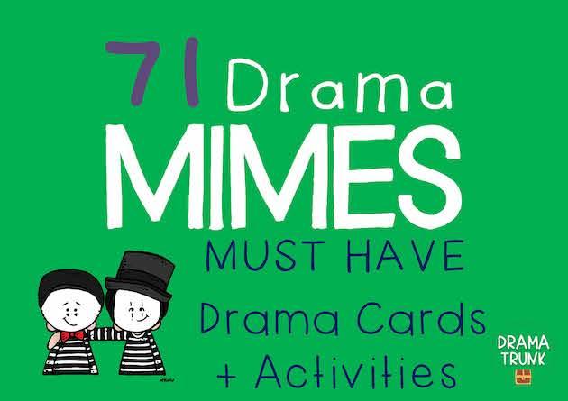 Pantomime teaching resource