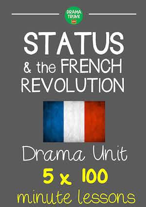 STATUS and the FRENCH REVOLUTION