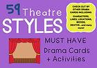 free drama teaching resources
