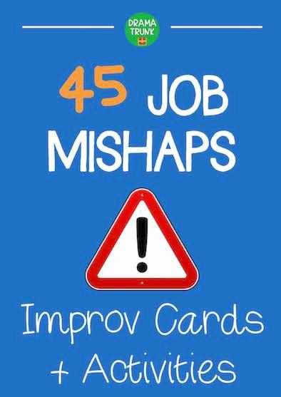 JOB MISHAPS