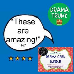 Drama Lessons KS3