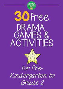 Free Drama Games for Preschoolers to Grade 2