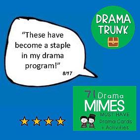 Drama High School Resources