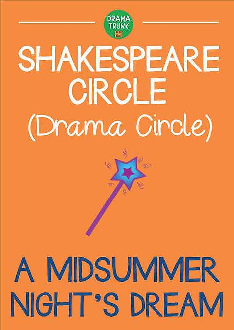 A MIDSUMMER NIGHTS DREAM Shakespeare Machine Drama Circle
