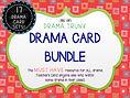 Drama Theatre Improv Games