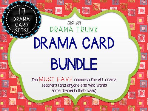 CLASSIC DRAMA CARD + GAMES BUNDLE
