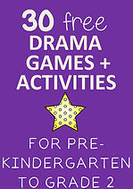 Drama Games for Elementary