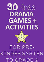 Drama Activities for Primary (Elementary) School