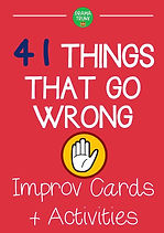 Improvisation Teaching Games