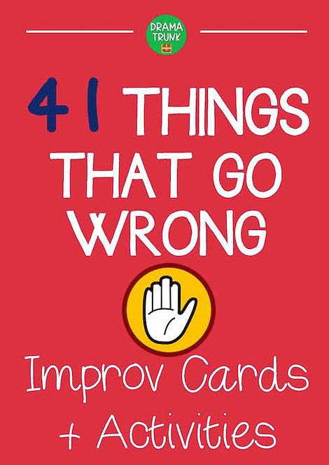 THINGS THAT GO WRONG