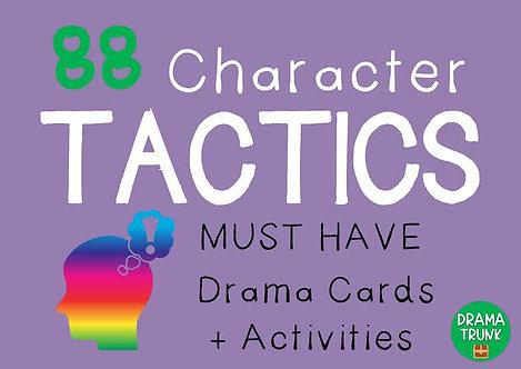 CHARACTER TACTICS