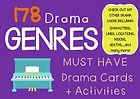 free drama lesson plans