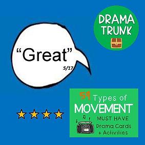 Drama Movement Teaching Activities