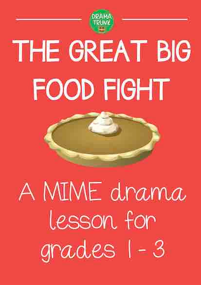 THE GREAT BIG FOOD FIGHT