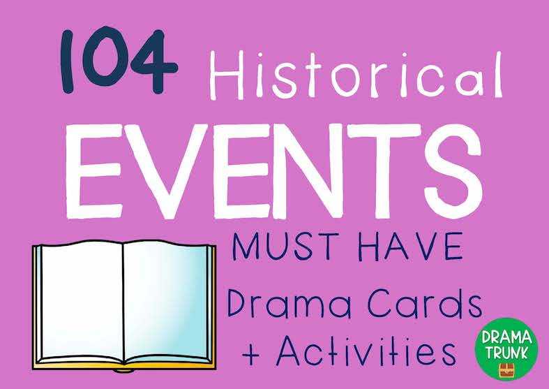 Historical Events Teaching Activities by