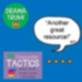 Character Tactics Drama Lesson