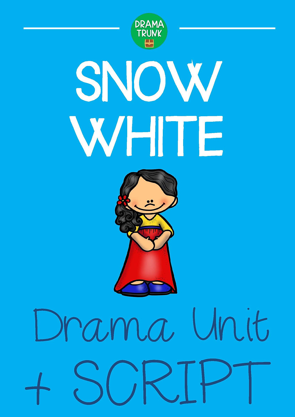 Snow White Lesson Plans and Acting Scripts for Kids