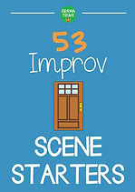 Improv Scene Starter Prompts