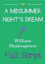 Midsummer Night's Dream Script