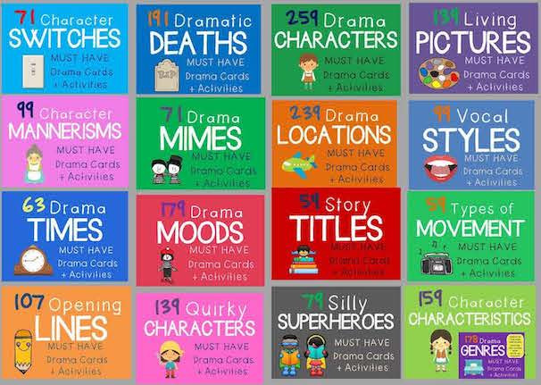 Improv games for kids