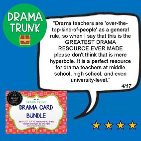 Drama Teaching Activities