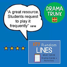 Theatresports resources