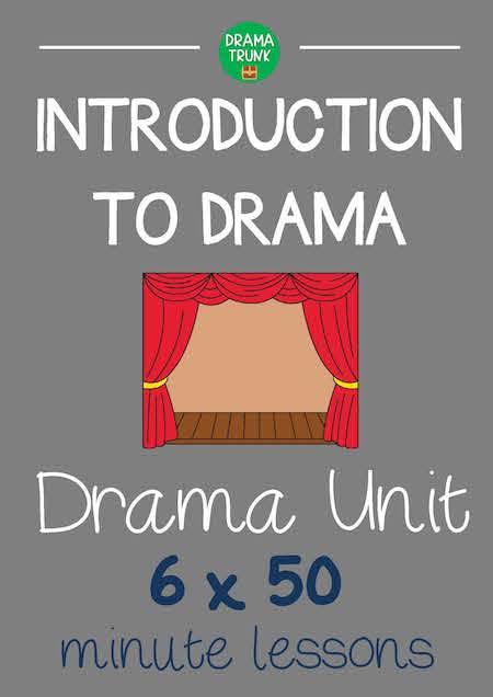 Drama Lesson Plans