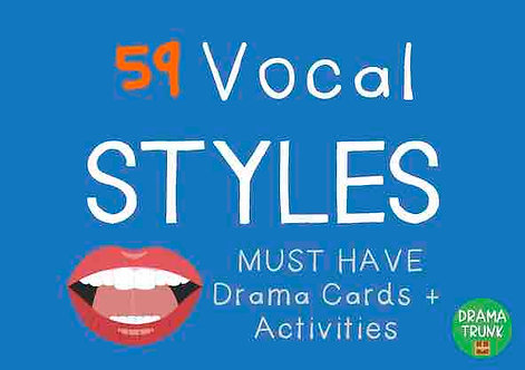 VOCAL STYLES