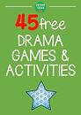 Drama, Theatre, Improv Games