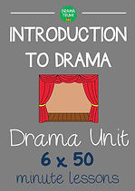Drama Games, Drama Activities, Drama Lessons for High School