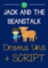 Elementary Drama Script and Curriculum
