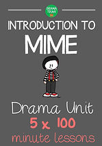 Drama Teaching Resources Curriculum