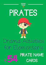 Drama Primary Curriculum