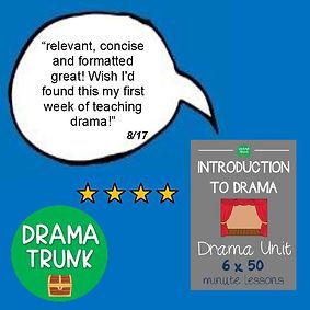Theater Teaching Unit