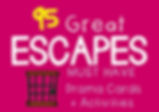 Drama Cards and Activities Great Escapes