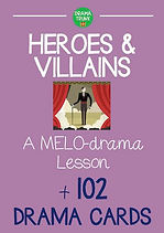 melodrama lesson plans