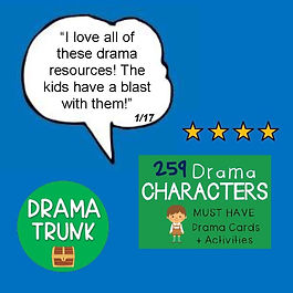 Character Drama Cards