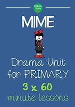 Drama Elementary Education