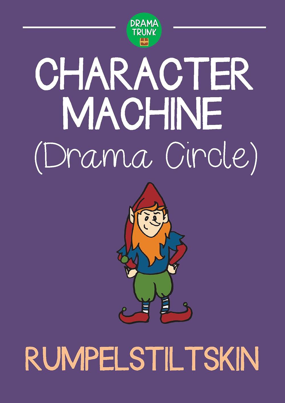 RUMPLESTITLTSKIN Drama Circle Readers Theatre Acting Script for Kids