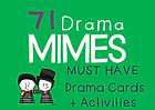 Mime Drama Activities
