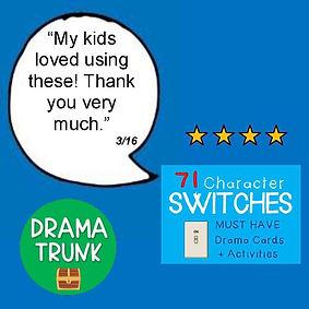 Drama Teaching Resources High School