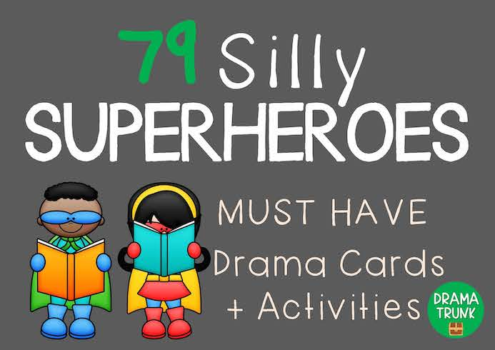 Drama Teaching Resource